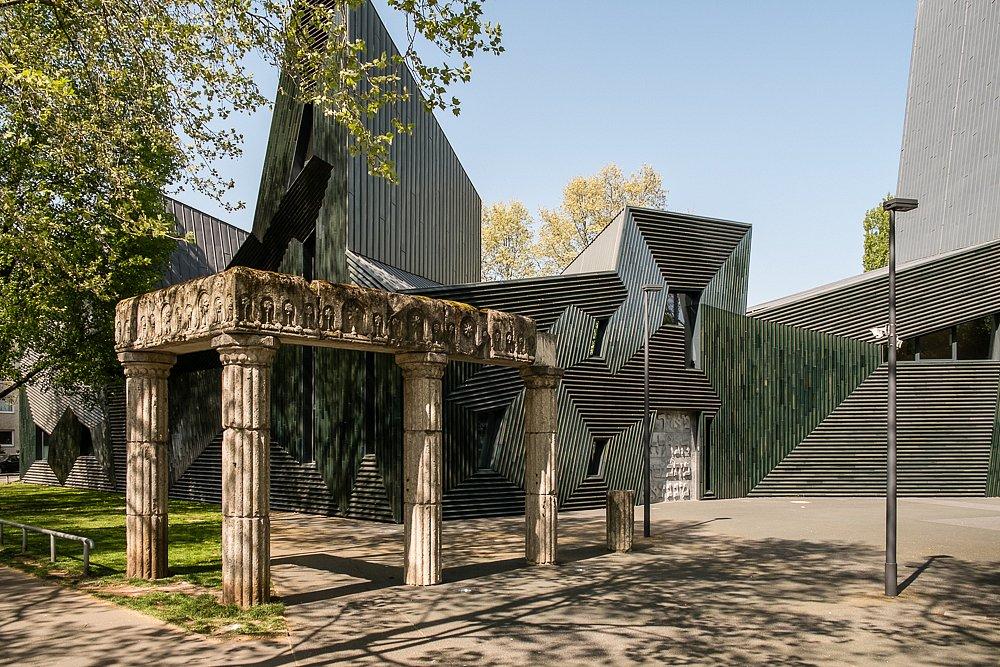 Neue Synagoge, Mainz